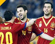 Probabilidades de España